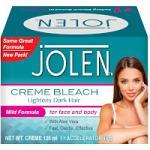 Jolen Mild Formula Creme Bleach for Face & Body - 125ml (2720)
