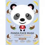 7th Heaven Panda Coconut & Banana Face Mask (7840)