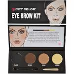 City Color Eye Brow Kit (6pcs) (3361) (£2.50/each) LILYZ/52