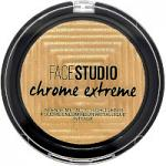 Maybelline Facestudio Chrome Extreme Metallic Highlighter - 500 Sparkling Citrine - BROKEN SEAL (4166) R/213