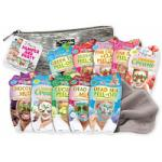 7th Heaven Pamper and Party 12pc Face Mask & Cosmetics Bag Gift Set (5234)