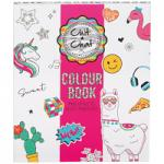 Technic Chit Chat Colour Book Make-Up Palette (991409) (4099) CH19c