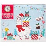 Technic Chit Chat Christmas Sparkle Cosmetics & Toiletry Advent Calendar (991411) (4112)