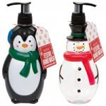 Technic Christmas Novelty Character Hand Washes (6pcs) (991802) (£1.45/each) CH37b