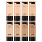 Max Factor Lasting Performance Foundation (3pcs) (Options) (£2.50/each)