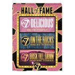 W7 Hall of Fame Gift Set (Options) (From £7.53/each)