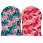 Sunkissed Hawaiian Limited Editon Single Sided Tanning Mitt (12pcs) (28770) (£1.25/each) SUNKISSED 78