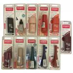 Bourjois Assorted Gel Nail Polish - CARDED (12pcs) (Assorted) (£0.85/each)