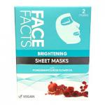 Face Facts Brightening Sheet Mask - 2 Masks (3097) (93097-150) FF/41