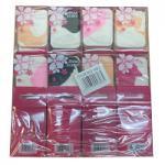 Saffron 5pc Rectangle Make-Up Sponge (12pcs) (983) (£0.58/each) Saffron/44B