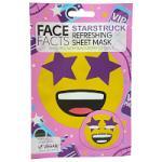 Face Facts Starstruck Refreshing Sheet Mask - 20ml (6460) (26646-150)