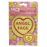 Face Facts Swizzels Love Hearts Angel Face Revitalising Sheet Mask - 20ml (6194) (26194-150)