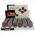London Girl Glitter Eye Shadow (48pcs) (0996) (£0.40/each)