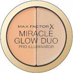 Max Factor Miracle Glow Duo Pro Illuminator (20 Medium) (5636) R189