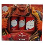 Old Spice Whitewater Gift Set Shower Gel + Body Spray + After Shave Lotion (MM3884) / HAIR CARE 110