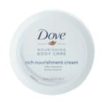 Dove Rich Nourishment Body Cream - 75ml (0124) Dove/20