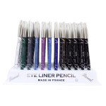 Laval Kohl Eyeliner Pencils (48pcs) Assorted (£0.60/each)