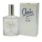 Charlie Silver Eau De Toilette Natural Spray (100ml) Revlon
