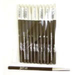 Saffron Eye Brow Pencils Waterproof (12pcs) 3 Options (£0.30/each)