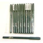 Saffron Eye Liner Pencils (12pcs) 5 Options (£0.30/each)