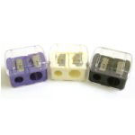 Body Collection Duo Pencil Sharpener (12pcs) 7016(£0.40/each) D50