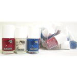 Rimmel Brit Manicure Nail Polish: 3 Colours (24pcs) (£0.85/each)  R433