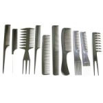 10pc Professional Comb Kit (12pcs) LD-1434