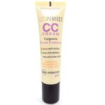 #Bourjois 123 Perfect CC Cream (4 Options)