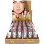 Saffron Nude Colour Lipstick (48pcs) (0136) Tray A (SAFFRON 51) (£0.43/each)