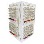 Island Beauty Lipstick (224pcs + FREE Stand + 56 Testers) (£1.36/each)