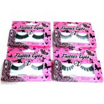 W7 Flutter Eyes False Eye Lashes (6pcs) (5 Options)(£1.62/each) A/73