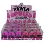 W7 Power Puff Face Blender Sponge (24pcs) (POWERP) (0408) D59 (£1.29/each) D/38
