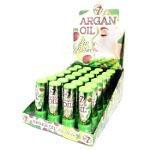 W7 Argan Oil Lip Balm (24pcs) (£0.79/each) (0613) C/50
