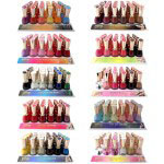 Saffron Nail Polish Tray (24pcs) 1013 (12 Options) (£0.42/each)
