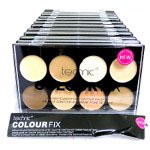 Technic Colour Fix Cream Foundation Contour Palette (12pcs) (25505) D/1 (£1.42/each)