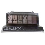 Technic Sultry Eyeshadows (12pcs) (25512) D44 (£0.63/each)
