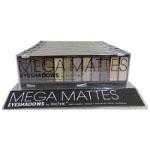 Technic Mega Mattes Eyeshadows (12pcs) (25513) (£0.85/each) B/41