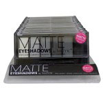 Technic Matte Eyeshadows (12pcs) (25503)(£0.62/each) E/50