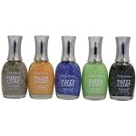 Sally Hansen Fuzzy Coat Textured Nail Color (24pcs) Assorted R654