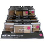 Technic Define & Highlight Contour Kit (24pcs) (26703) (£0.74/each) F/24
