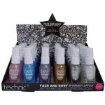 Technic Face and Body Shimmer Spray (24pcs) (25712) (£0.73/each) C/54