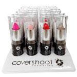 Cover Shoot Lipstick (24pcs) (S8642) (£0.32/each)