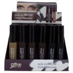 Saffron Make My Brow Tinted Mascara (24pcs) (SAFFRON 65) (£1.11/each)