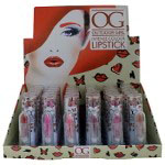 Outdoor Girl Intense Colour Lipstick (30pcs) A10