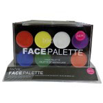 Technic Face Palette (12pcs) (26717) (£1.42/each) C/101