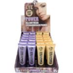 W7 Eye Got The Power All Day Wear Eyeshadow Base Primer (24pcs) (5137) (£1.20/each) B/10