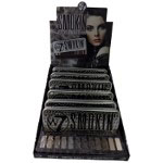 W7 Smokin' Shades Eye Colour Palette (6pcs)(£3.20/each) A/33