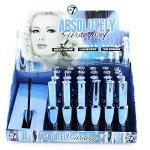 W7 Absolutely Waterproof Mascara (24pcs) (6967) A142 (£1.66/each)