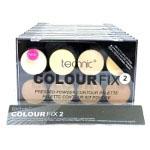 Technic Colour Fix 2 Pressed Powder Contour Palette (12pcs) (26721) A13 (£1.42/each)