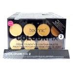 Technic Colour Fix 2 Cream Foundation Contour Palette (12pcs) (26720) (£1.42/each) A/25